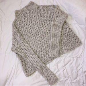 Aerie mock-neck cozy knit!!🍃